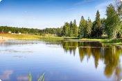 Лесное озеро (Новорижское)